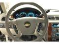 2013 Mocha Steel Metallic Chevrolet Silverado 1500 LTZ Crew Cab 4x4  photo #14