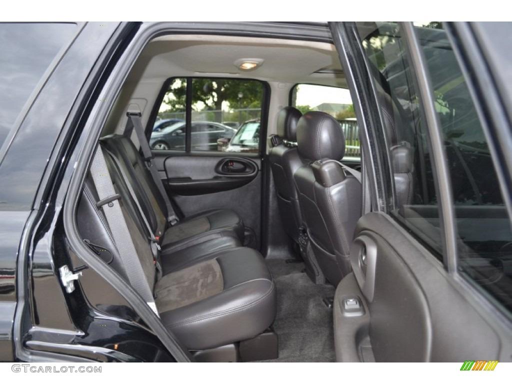 Trailblazer ss Interior 2008 Chevrolet Trailblazer ss