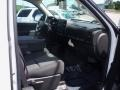 2012 Summit White Chevrolet Silverado 1500 LT Extended Cab 4x4  photo #20
