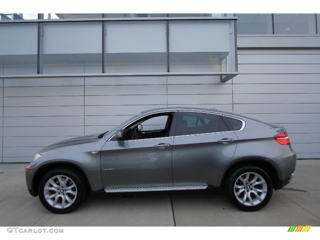 Space Grey Metallic 2009 Bmw X6 Xdrive50i Exterior Photo 69189976