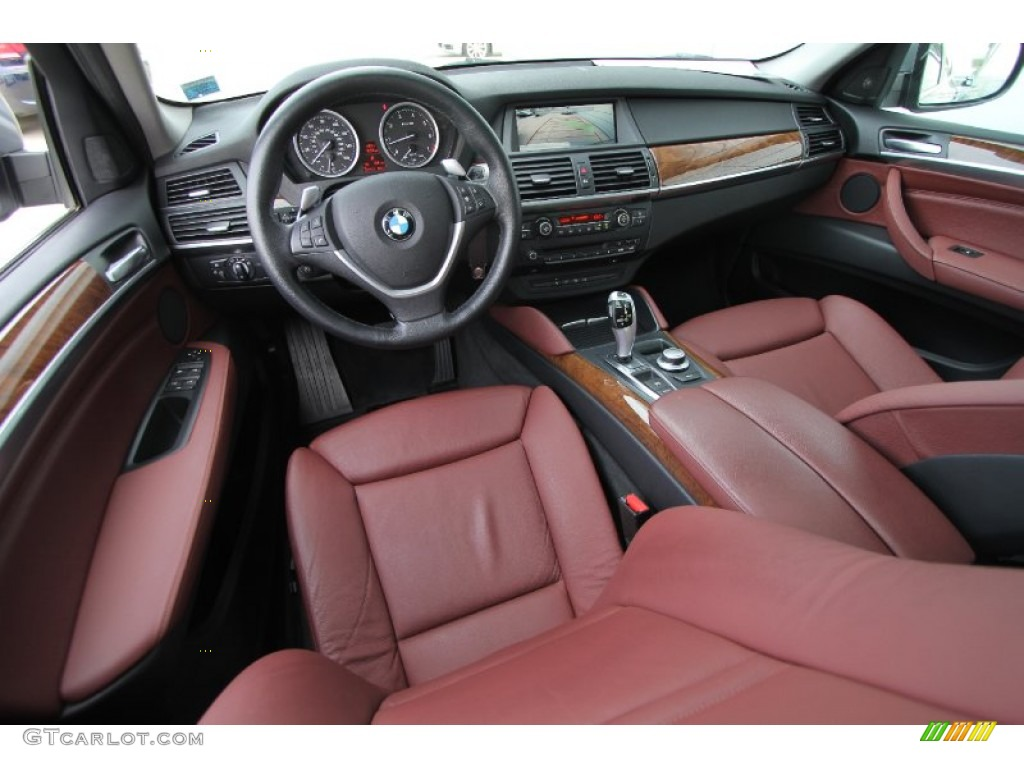 Bmw 2017 X6 Interior >> Chateau Nevada Leather Interior 2009 BMW X6 xDrive50i Photo #69190061 | GTCarLot.com