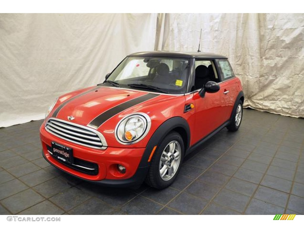 2013 chili red mini cooper hardtop 69149736 car color galleries. Black Bedroom Furniture Sets. Home Design Ideas