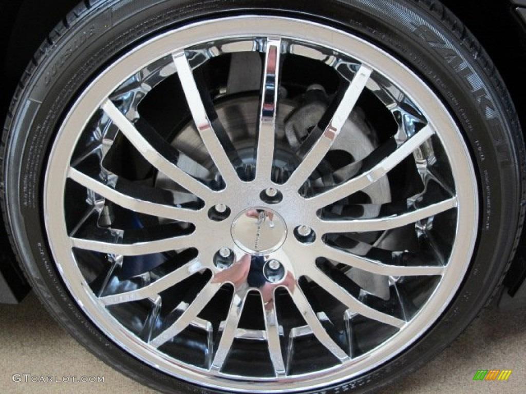 2012 Cadillac Cts 4 Awd Coupe Custom Wheels Photos