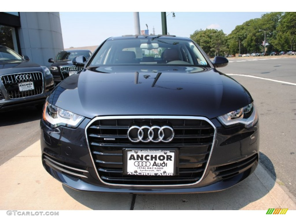 Audi A6 Moonlight Blue Metallic Specs Price Release
