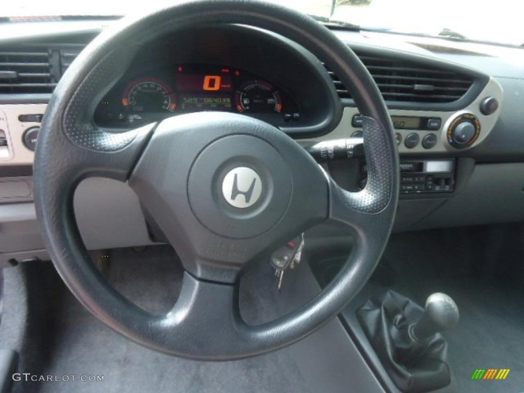 2003 Honda Insight Hybrid Black Dashboard Photo 69210851 Gtcarlot Com