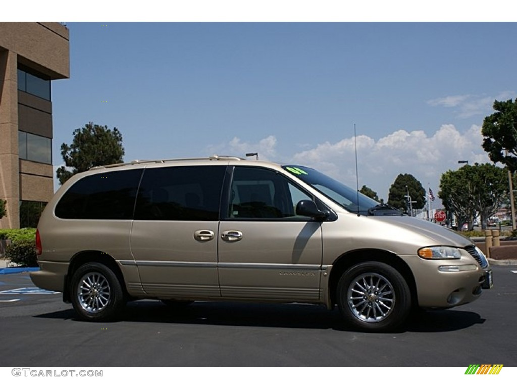 champagne pearl 2000 chrysler town country limited exterior photo 69215785. Black Bedroom Furniture Sets. Home Design Ideas