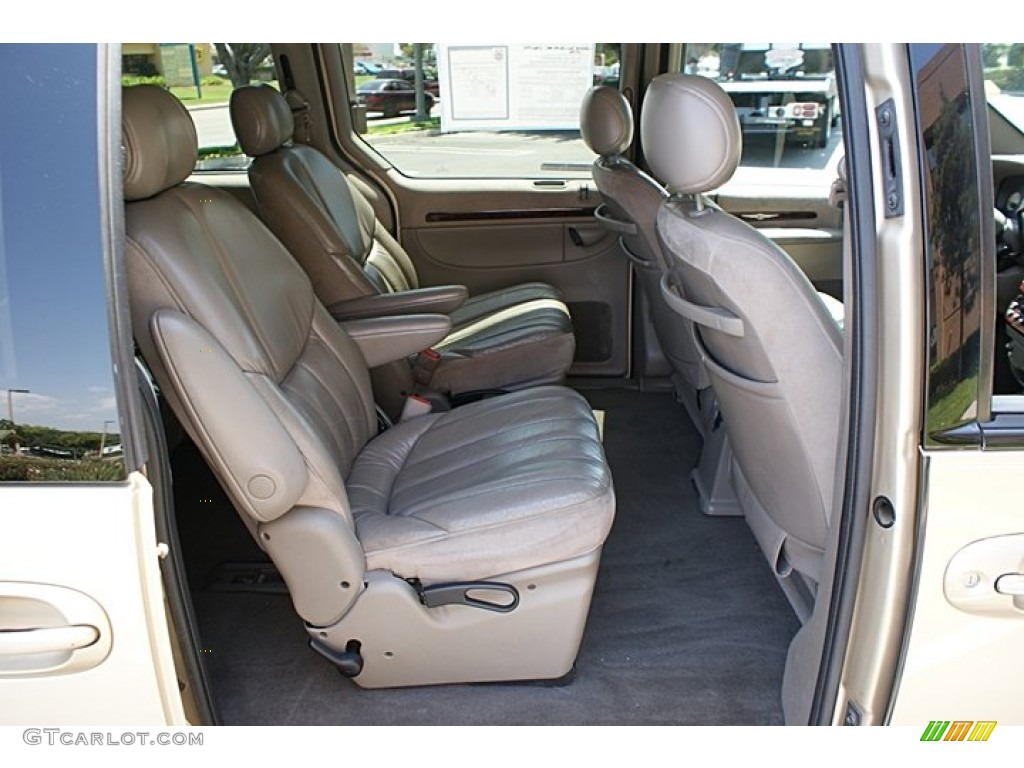 2000 chrysler town country limited rear seat photo 69215870. Black Bedroom Furniture Sets. Home Design Ideas