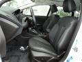 2012 White Platinum Tricoat Metallic Ford Focus Titanium Sedan  photo #19