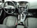 2012 White Platinum Tricoat Metallic Ford Focus Titanium Sedan  photo #24