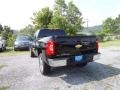 2013 Black Chevrolet Silverado 1500 LT Extended Cab  photo #2