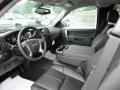 2013 Silver Ice Metallic Chevrolet Silverado 1500 LT Extended Cab 4x4  photo #5