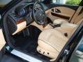 Beige 2006 Maserati Quattroporte Interiors