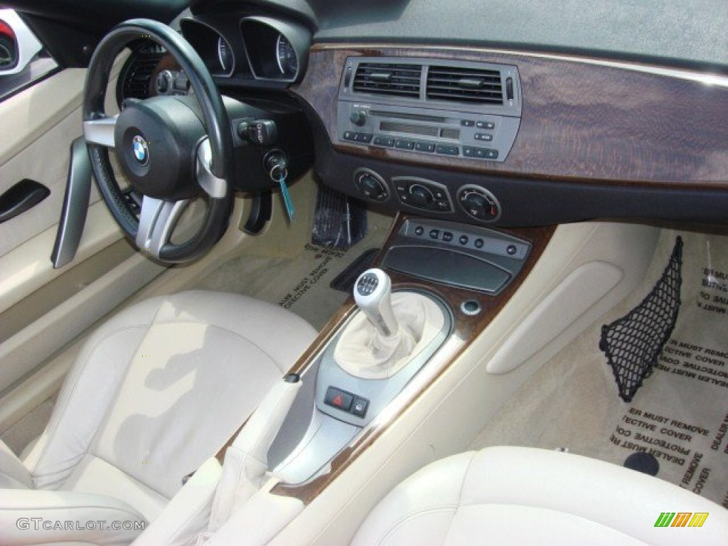 2003 Bmw Z4 3 0i Roadster 6 Speed Manual Transmission