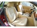 Caramel Front Seat Photo for 2010 Jaguar XK #69234313