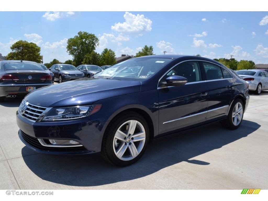 2013 night blue metallic volkswagen cc sport 69214053. Black Bedroom Furniture Sets. Home Design Ideas