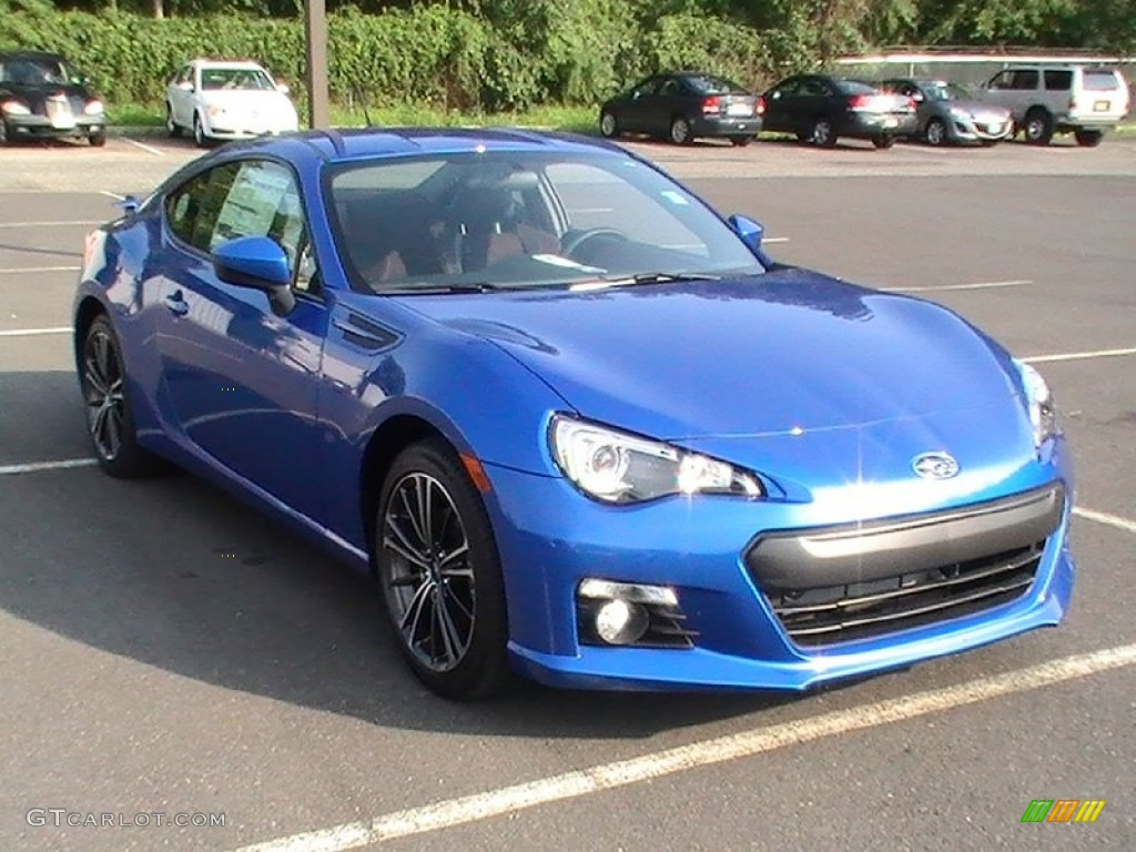 wr blue pearl 2013 subaru brz limited exterior photo 69244365. Black Bedroom Furniture Sets. Home Design Ideas