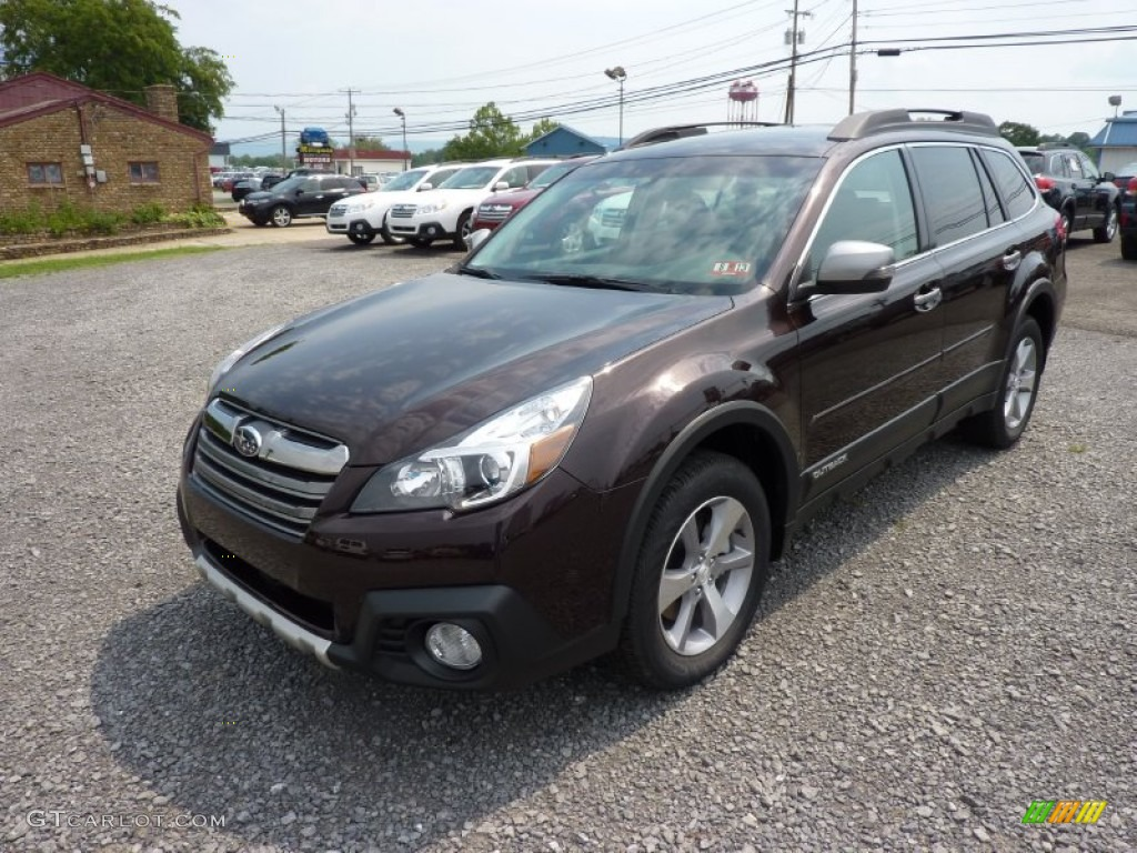 2013 brilliant brown pearl subaru outback 36r limited 69214195 2013 outback 36r limited brilliant brown pearl saddle brown photo 3 vanachro Images