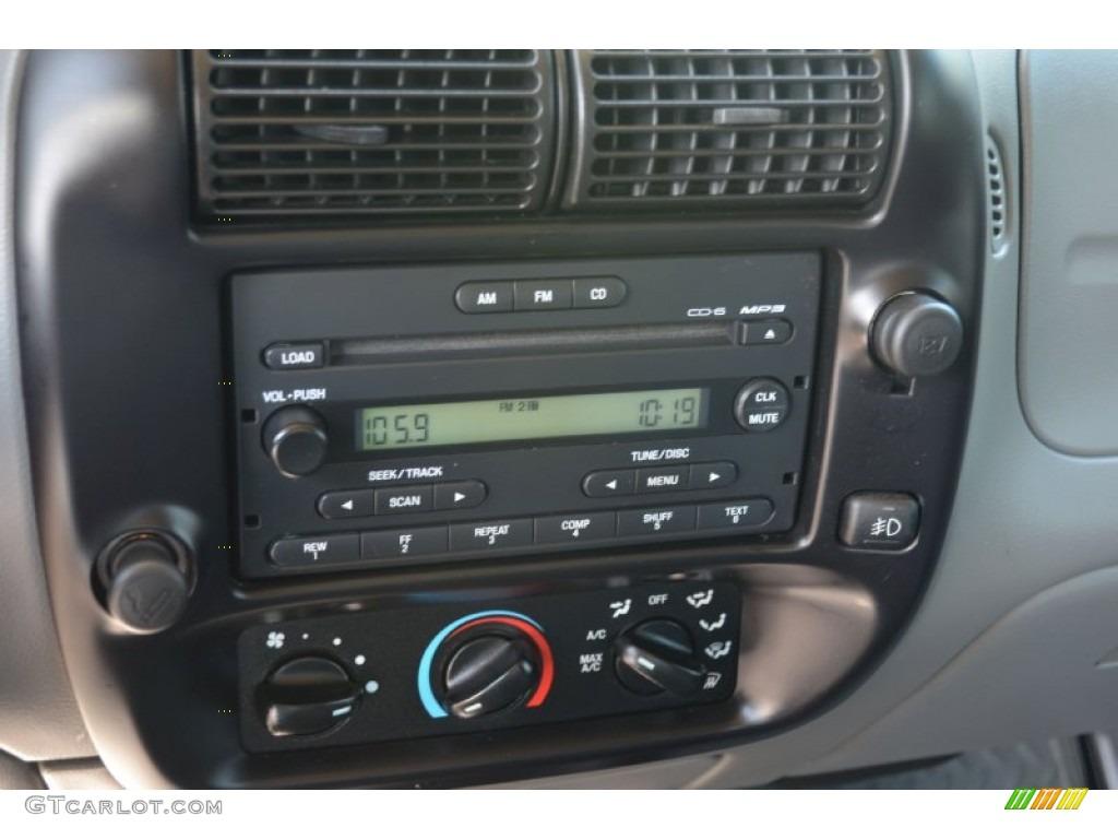 2006 ford ranger sport supercab audio system photo. Black Bedroom Furniture Sets. Home Design Ideas