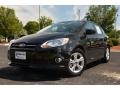 2012 Tuxedo Black Metallic Ford Focus SE Sport 5-Door  photo #1