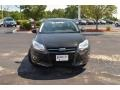 2012 Tuxedo Black Metallic Ford Focus SE Sport 5-Door  photo #2