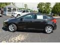 2012 Tuxedo Black Metallic Ford Focus SE Sport 5-Door  photo #8