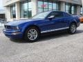 Sonic Blue Metallic 2005 Ford Mustang Gallery
