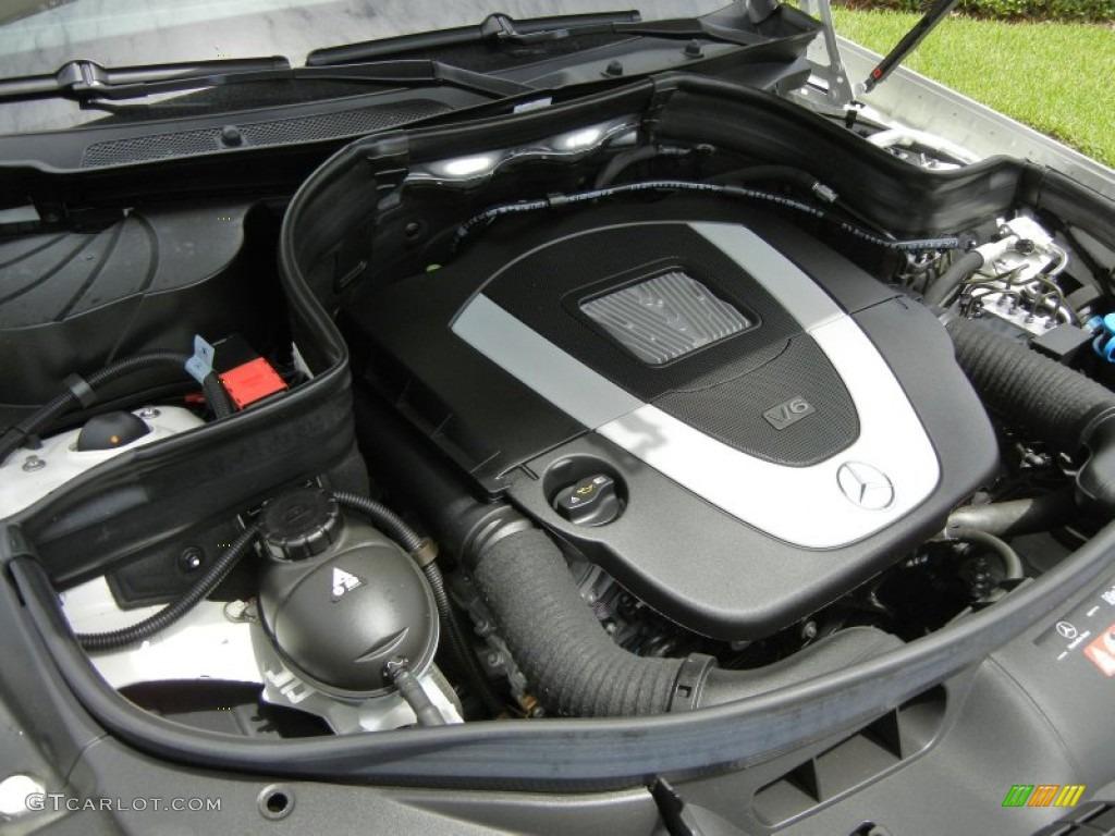 2012 mercedes benz glk 350 3 5 liter dohc 24 valve vvt v6 for Mercedes benz 3 5 v6 engine