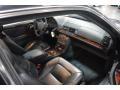 1993 S Class 600 SEC Coupe Black Interior