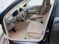 Dark Beige/Beige III 2003 BMW 7 Series Interiors