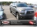 2009 Pyrite Tan Mica Toyota Tundra Limited CrewMax 4x4 #69274978