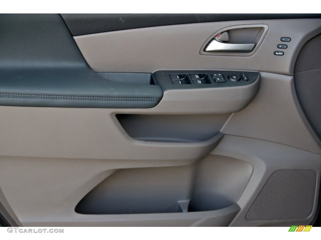 2012 Honda Odyssey Touring Elite Truffle Door Panel Photo 69303572 Gtcarlot Com