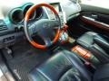 Black 2006 Lexus RX Interiors