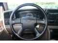 2006 Chevrolet Silverado 1500 Tan Interior Steering Wheel Photo