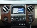 2012 Autumn Red Metallic Ford F250 Super Duty Lariat Crew Cab 4x4  photo #17
