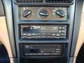 1995 Ford Mustang Saddle Interior Controls Photo