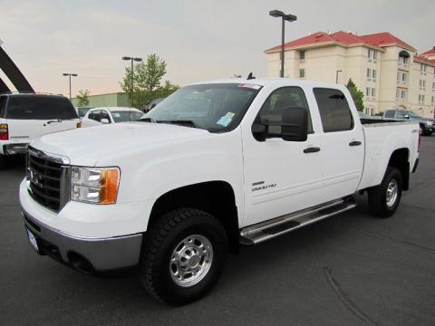 2010 gmc sierra 2500hd sle crew cab 4x4 data info and. Black Bedroom Furniture Sets. Home Design Ideas