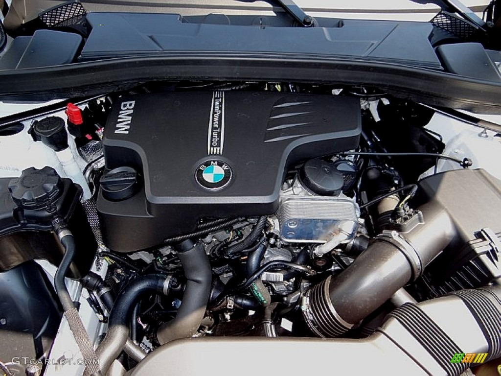 2013 Bmw X1 Sdrive 28i 2 0 Liter Di Twinpower Turbocharged
