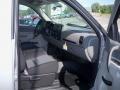 2012 Silver Ice Metallic Chevrolet Silverado 1500 LS Regular Cab 4x4  photo #14
