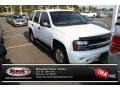 Summit White 2003 Chevrolet TrailBlazer Gallery