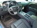 Dark Slate Gray Prime Interior Photo for 2012 Dodge Challenger #69345518