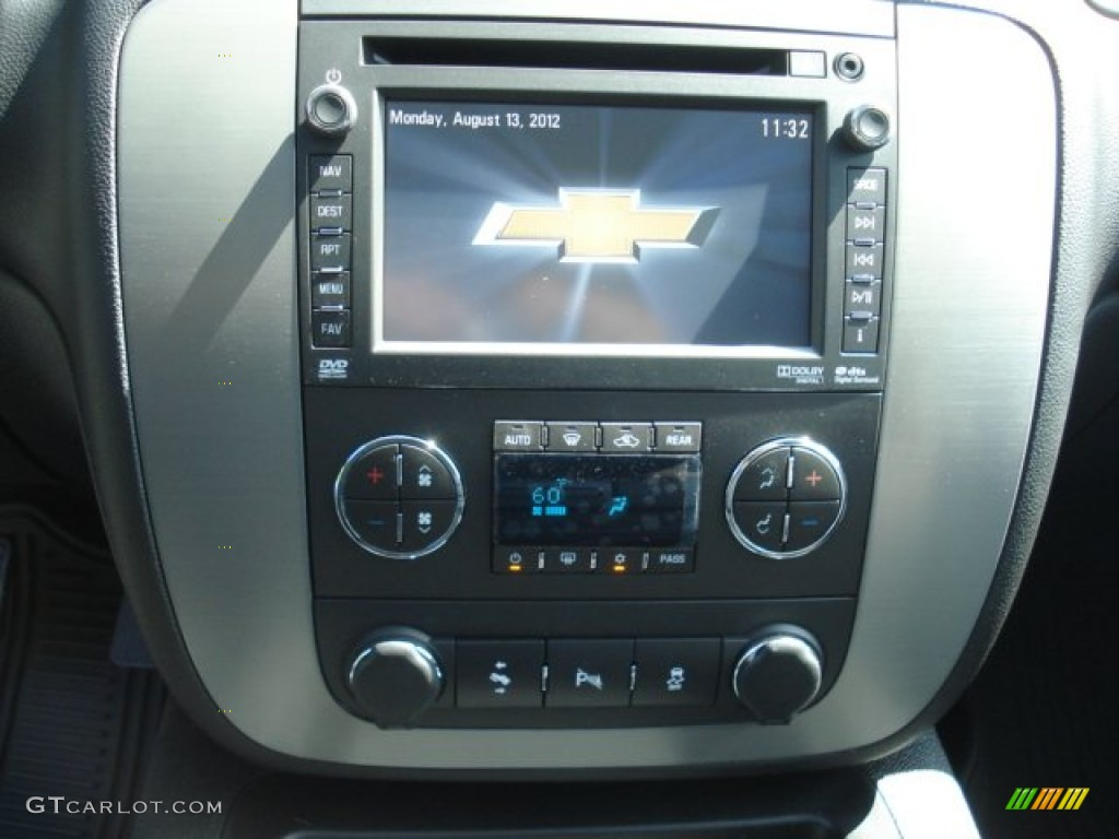 2013 chevrolet tahoe lt 4x4 2013 chevrolet tahoe lt 4x4 controls ...