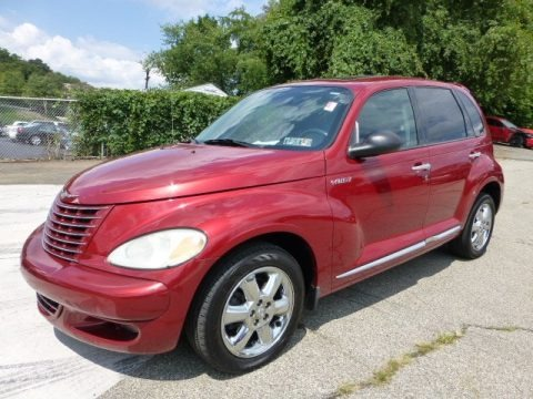 2005 chrysler pt cruiser limited turbo data info and. Black Bedroom Furniture Sets. Home Design Ideas
