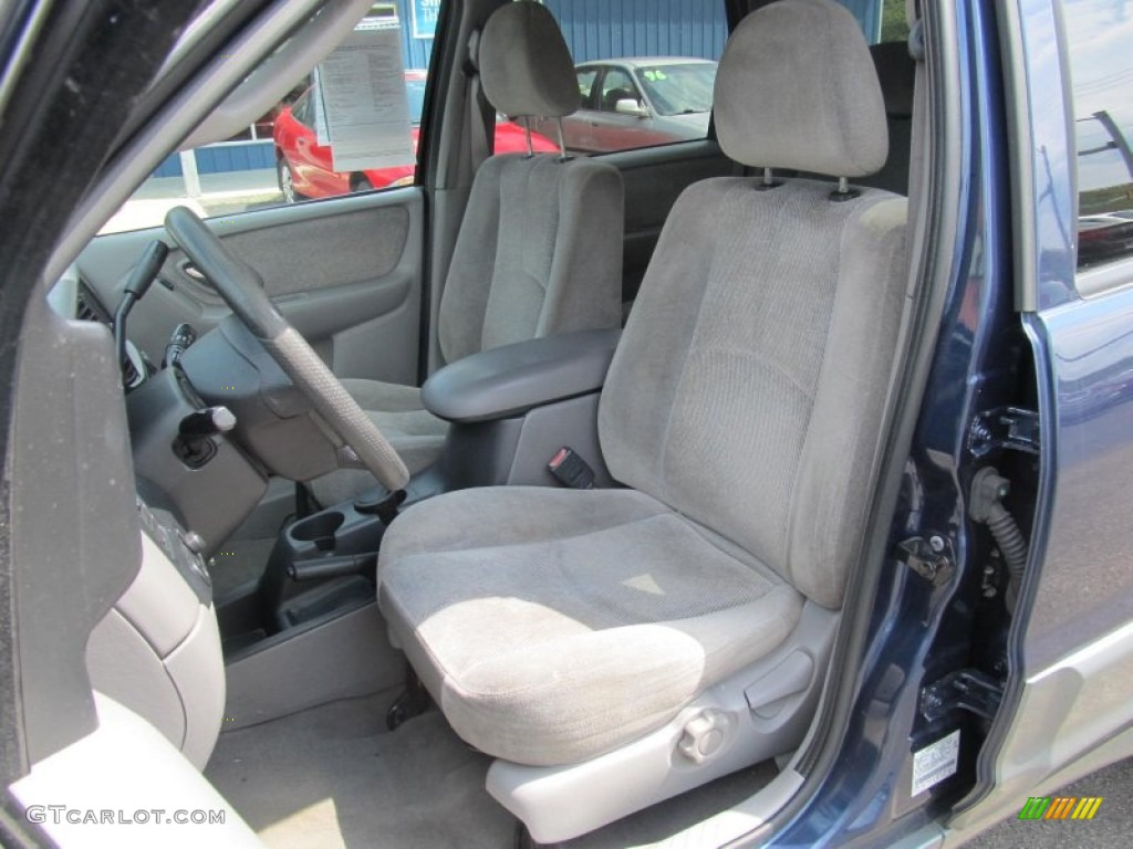 2002 mazda tribute es v6 4wd interior photos. Black Bedroom Furniture Sets. Home Design Ideas
