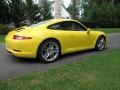 Racing Yellow - New 911 Carrera S Coupe Photo No. 6