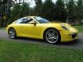 Racing Yellow - New 911 Carrera S Coupe Photo No. 8