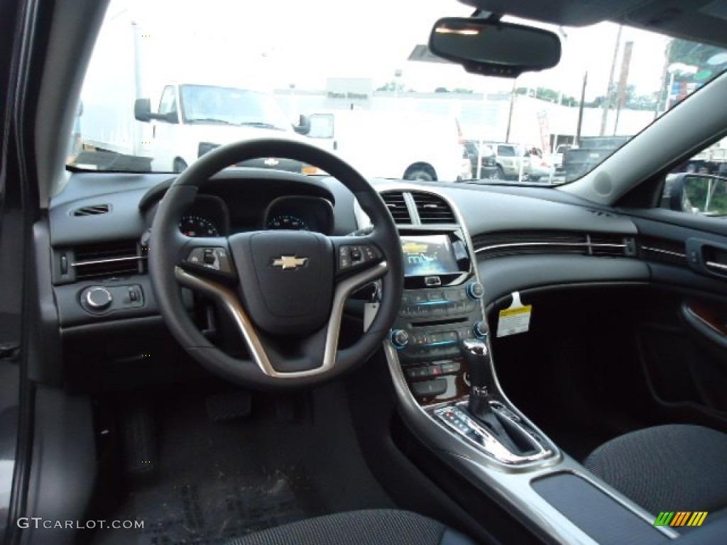 2013 Chevrolet Malibu Lt Jet Black Dashboard Photo 69363283
