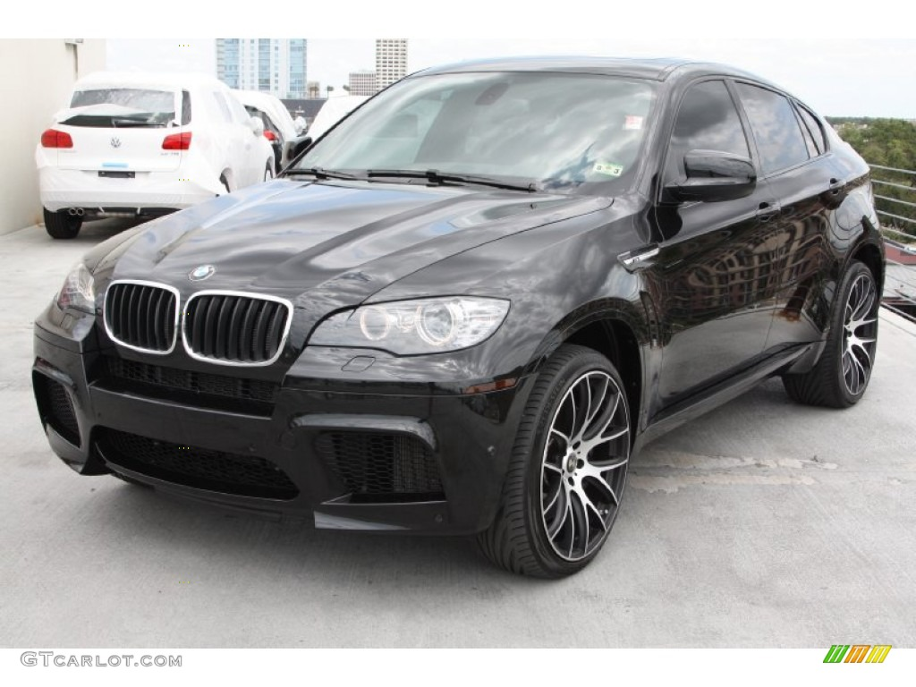 black sapphire metallic 2012 bmw x6 m standard x6 m model. Black Bedroom Furniture Sets. Home Design Ideas