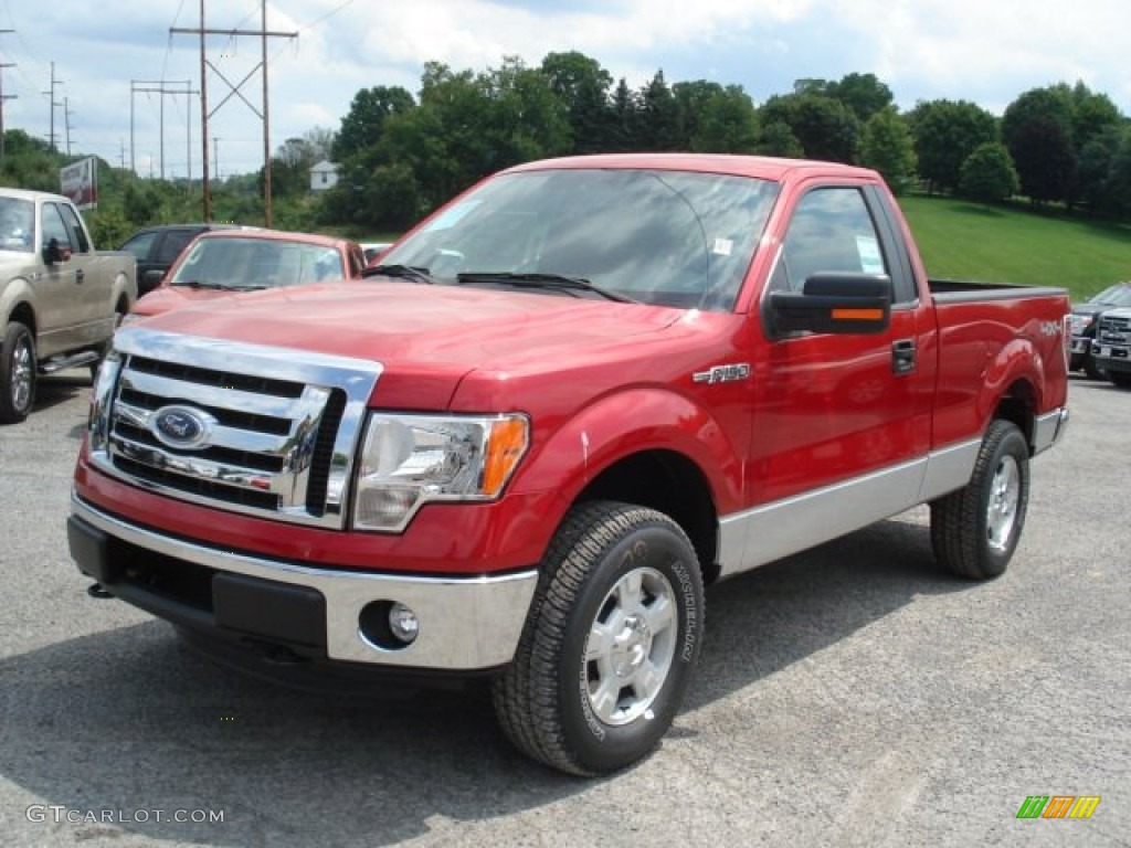 2012 ford f150 xlt regular cab 4x4 exterior photos. Black Bedroom Furniture Sets. Home Design Ideas
