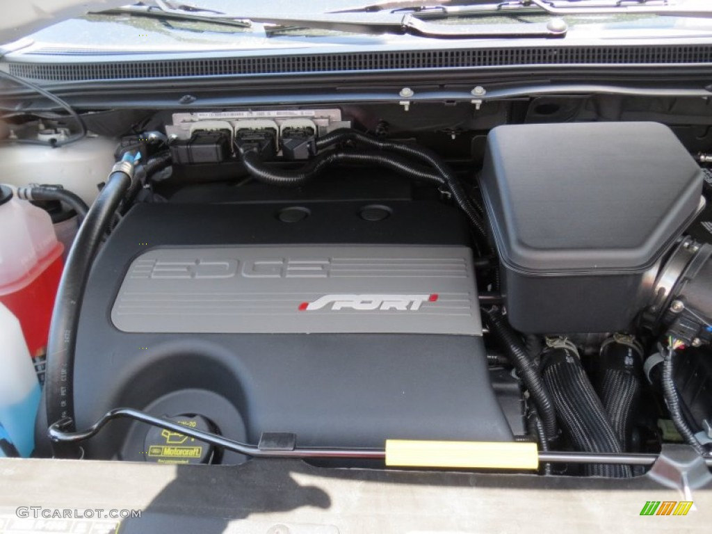 2008 Ford Edge Transmission >> 2013 Ford Edge Sport 3.7 Liter DOHC 24-Valve Ti-VCT V6 Engine Photo #69370273 | GTCarLot.com