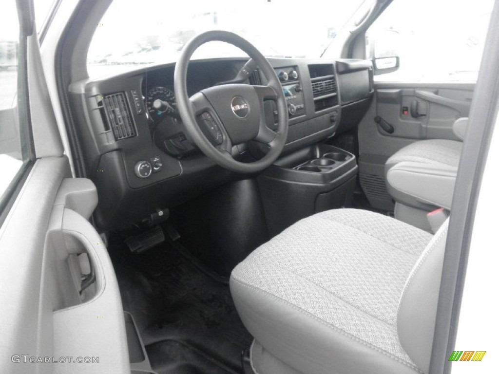 Budget Trucks Interior